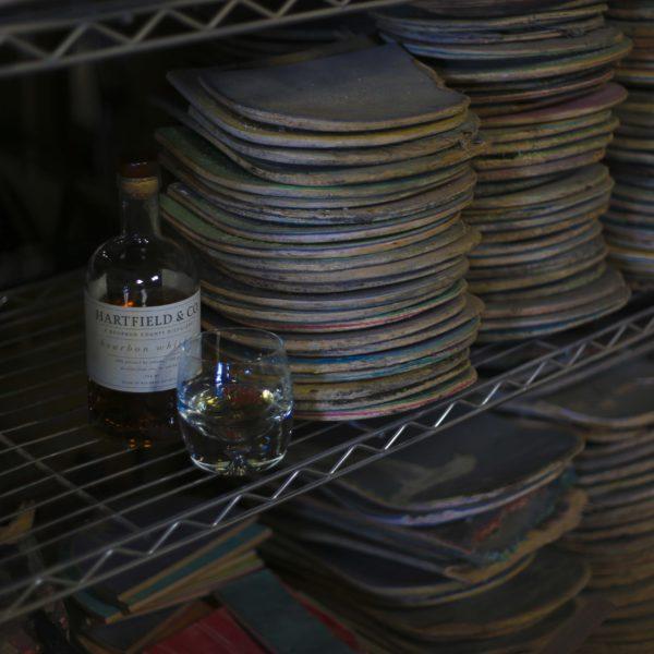 Hartfield & CO. Bourbon Whiskey